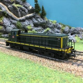 Locomotive BB63998 SNCF-HO 1/87-ROCO 43468 DEP75-04