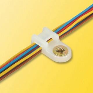 100 supports de câbles avec vis-Toutes échelles-VIESSMANN 6846