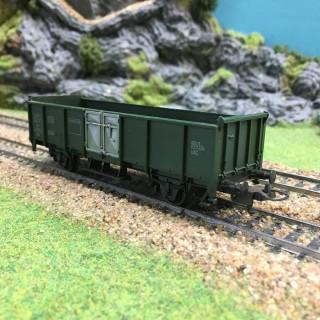 Wagon tombereau à portes latérales-HO-1/87-LIMA 303172 W248