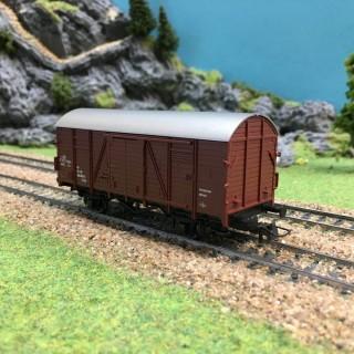 Wagon de marchandises DR-HO-1/87-ROCO DEP22-04