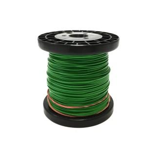 Câble vert souple cuivre 50ml 0.14mm² HERKAT 3662