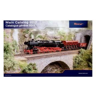 Catalogue Général ROCO 2017 VF 236 pages - ROCO 80217