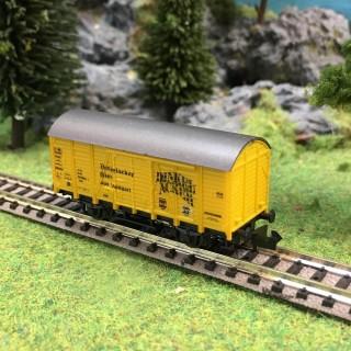 Wagon couvert Dinker Acker-N-1/160-Roco 2321 C DEP89-067
