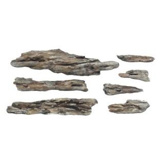 Moule flexible pour roche de falaise-HO et N-WOODLAND SCENICS C1247