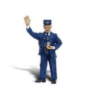 "Conducteur ""Clyde""-G 1/22.5-WOODLAND SCENICS A2528"