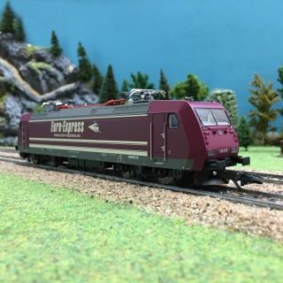 Locomotive BR 146.0 Euro Express ép VI digitale son-HO-1/87-MARKLIN 36626