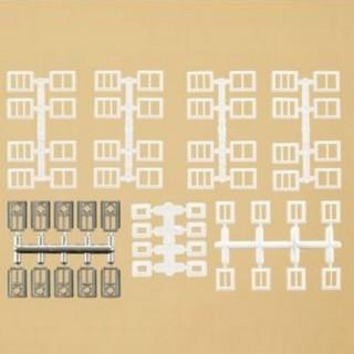 Fenêtres et portes pour bâtiments-N 1/160-AUHAGEN 48654