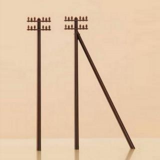Poteaux télégraphiques-N 1/160-AUHAGEN 44600