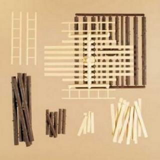 Eléments de bois-HO 1/87-AUHAGEN 42553
