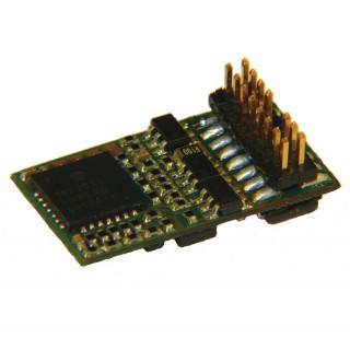 Décodeur digital plux 16 NEM 658-ROCO 10895