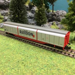 Wagon Railion DB N-1/160-ELECTROTREN 7718K DEP42-021