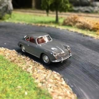 Porsche 356 coupé-HO-1/87-WIKING 081407