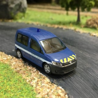 VW Caddy Gendarmerie-HO-1/87-RIETZE 52911