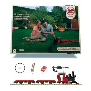 Coffret de démarrage briques de construction train de jardin-G-1/22.5-LGB 90463