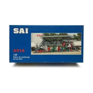 Station de remplissage de fuel Avia-HO-1/87-SAI 139 OCa