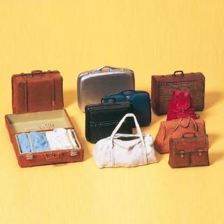 Set de 10 bagages-G 1/22.5-PREISER 45218