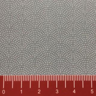 Plaque cartonnée pavés Romains-N 1/160-VOLLMER 47373