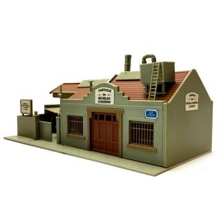 Maquette fabrique Charron-HO 1/87-DEP110-002