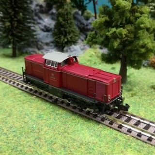 Locomotive diesel série V100.10 ép III DB-N-1/160-FLEISCHMANN 723006