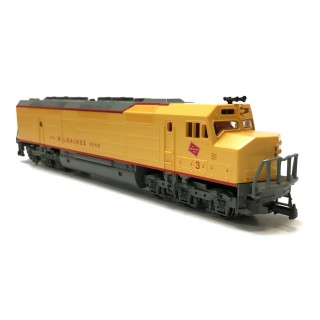 Locomotive EMD FP 45 Milwaukee Road USA-HO-1/87-MEHANO DEP76-195