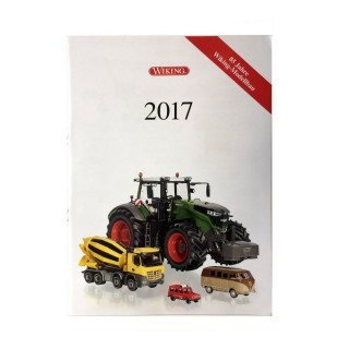 Catalogue général Wiking 2017 allemand 37 pages - WIKING