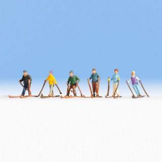 6 Skieurs-N-1/160-NOCH 36828