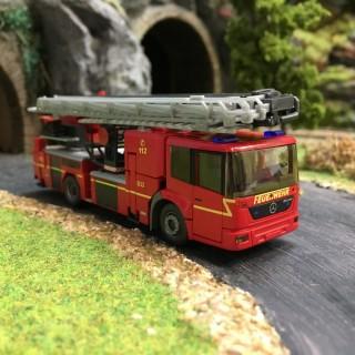 Mercedes Econic pompiers B32-HO-1/87-WIKING 062846