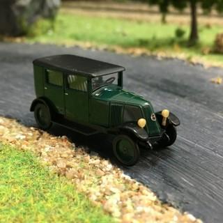 Renault NN vert fonçé-HO-1/87-RIETZE 83053