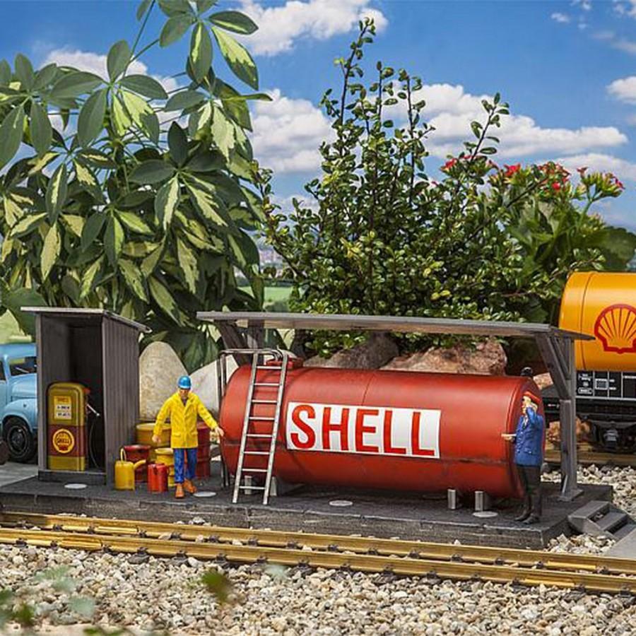station service shell g 1 22 5 pola 330891. Black Bedroom Furniture Sets. Home Design Ideas