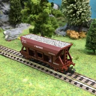 Wagon à ballast ép V Renfe-N-1/160-FLEISCHMANN 850901
