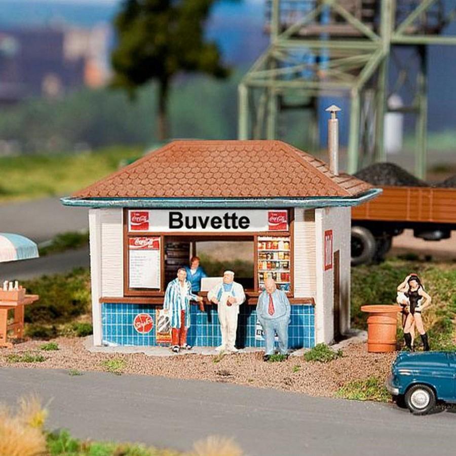 Stand buvette-HO-1/87-FALLER 130462