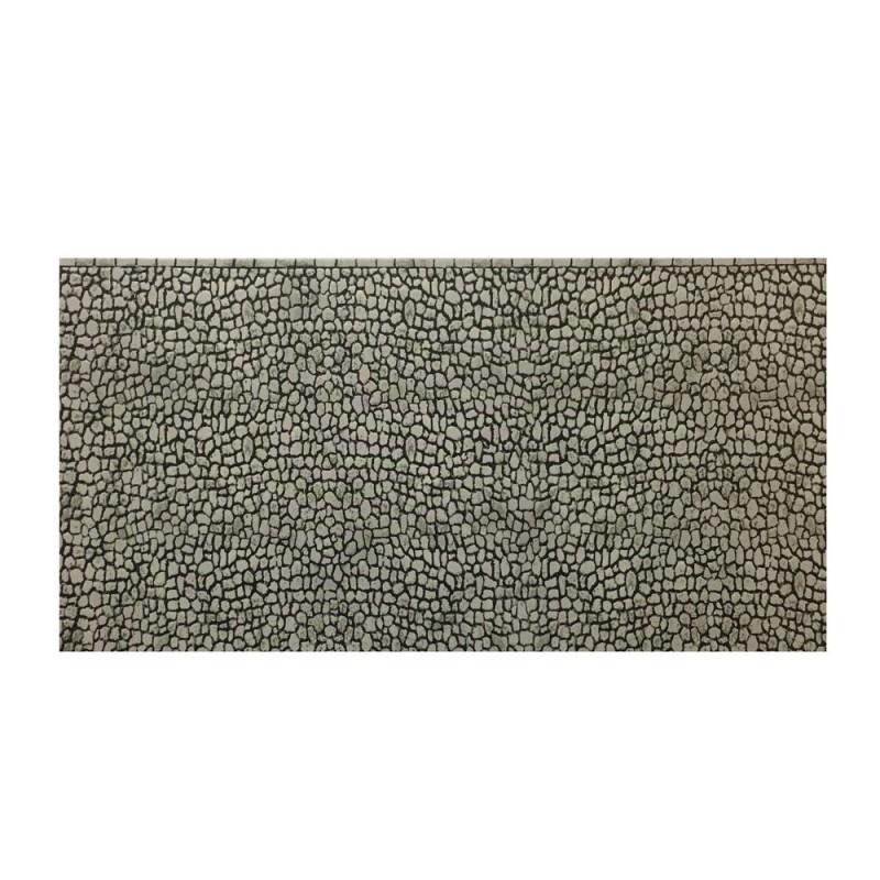 plaque cartonn e mur ou sol de galets ho 1 87 vollmer 46056. Black Bedroom Furniture Sets. Home Design Ideas