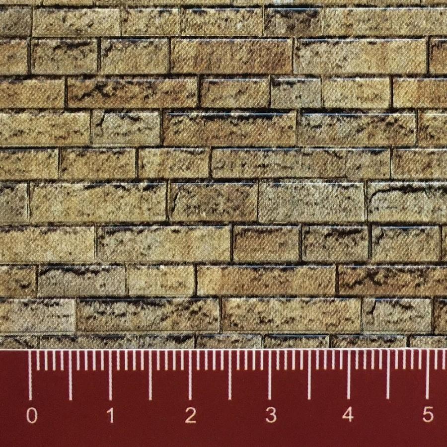 plaque cartonn e mur de pierre de taille ho 1 87 vollmer 46038. Black Bedroom Furniture Sets. Home Design Ideas