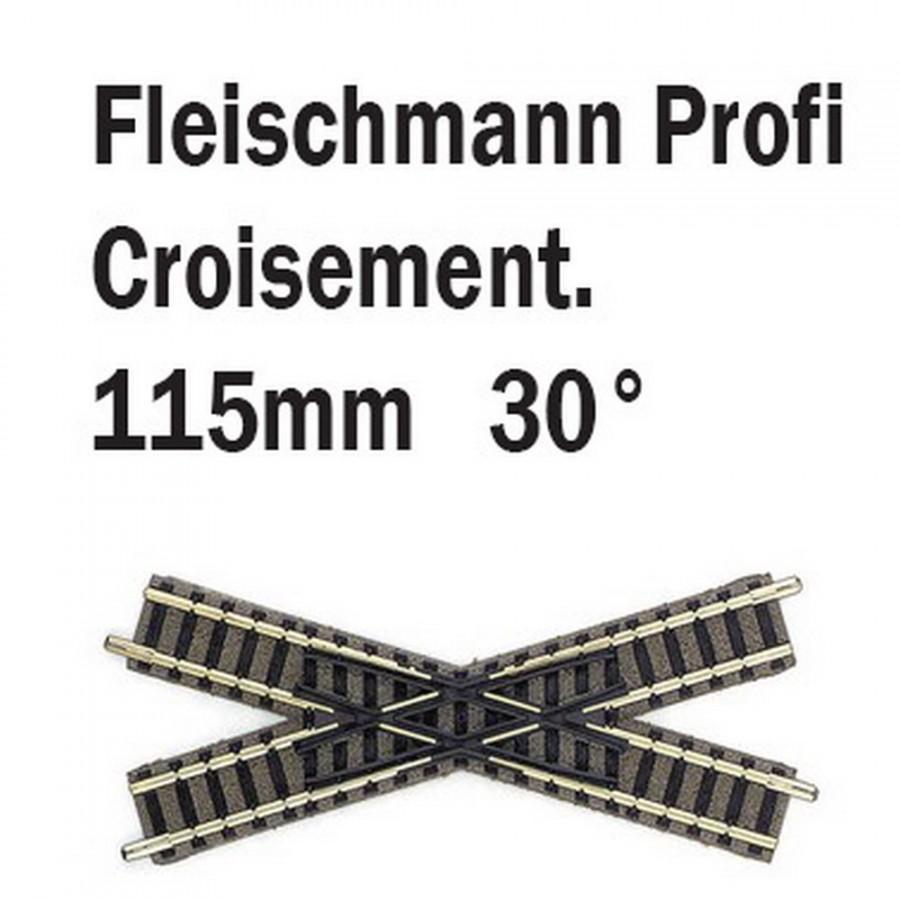 croisement 30°-N-1/160-FLEISCHMANN 9161