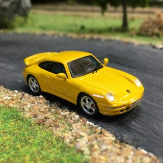 Porsche 993 Turbo-HO-1/87-MINICHAMPS 877 069201