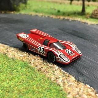 Porsche 917 K Le Mans 1970-HO-1/87-BREKINA 16001