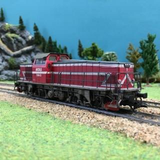 Locomotive T44-5 DB 3 rails Digitale Son-HO 1/87-MARKLIN 37942 DEP47-05