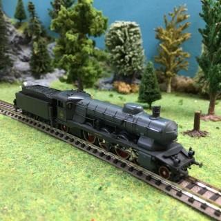 Locomotive K1 C ép I -N-1/160-HOBBYTRAIN H4036