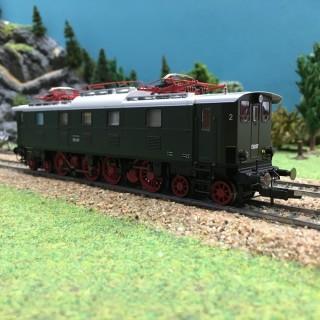 Locomotive BR E 52 ép III DB-HO-1/87-FLEISCHMANN 435201