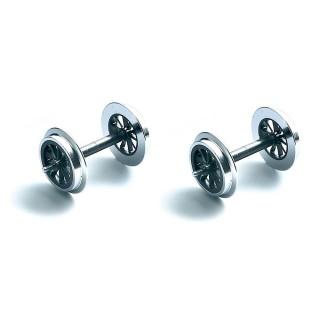 2 essieux métal roues à rayons-G 1/22.5-LGB 67319
