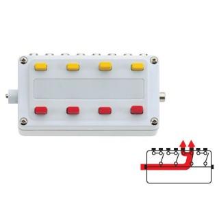 Boitier de commande 4 switch on/off-Toutes échelles-MARKLIN 72740