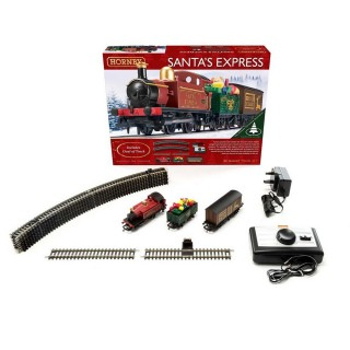 Coffret Santa's Express-HO-1/87-HORNBY R1210