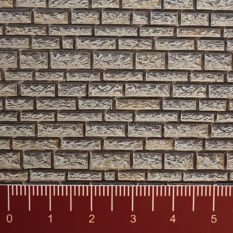 plaque cartonn e mur de pierres ho 1 87 faller 170602. Black Bedroom Furniture Sets. Home Design Ideas