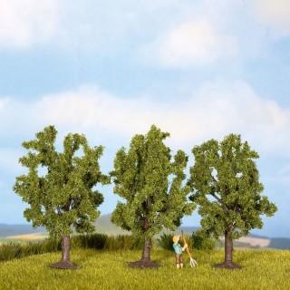 3 arbres fruitiers-HO 1/87-NOCH 25110