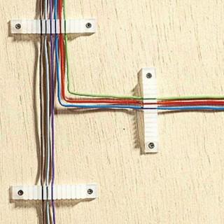 Sachet de 10 supports de câbles-Toutes échelles-NOCH 60160