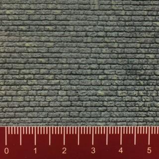 Long mur de pierres-N 1/160-NOCH 34855
