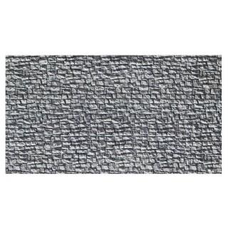 """Mur de pierres """"moellons""""-N 1/160-NOCH 34940"""