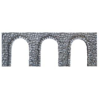 """Arcades en pierres """"moellons""""-N 1/160-NOCH 34942"""