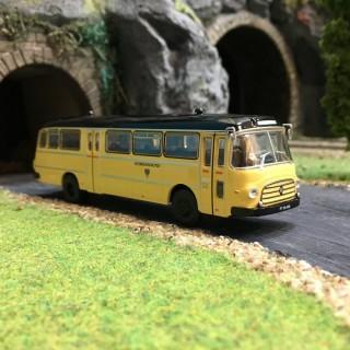Bus Steyr Saurer 1964 OPT ép IV-HO-1/87-Starline Models 5382