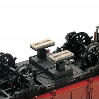 Dispositif de nettoyage des rails par tampons-G 1/22.5-LGB 50050